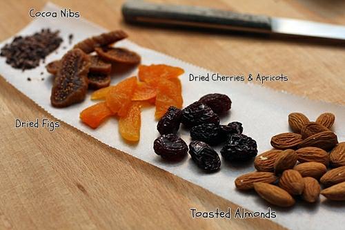 chocolate bar ingredients