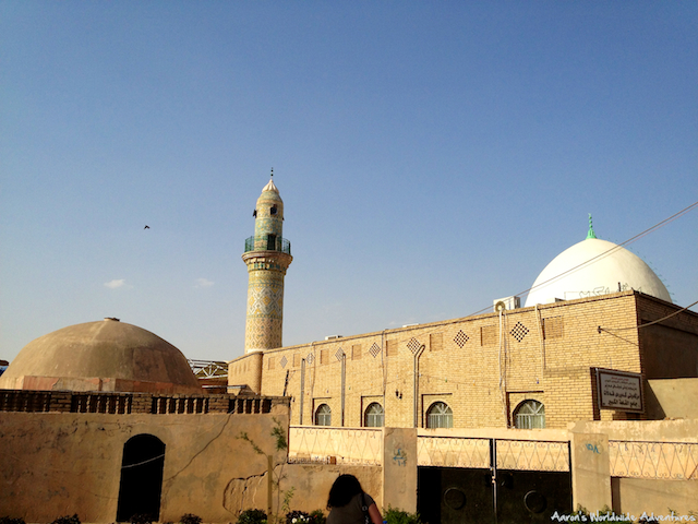 Mosque at Erbil's Citadel