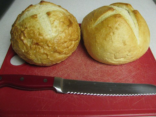 Sourdough Bread Bowls