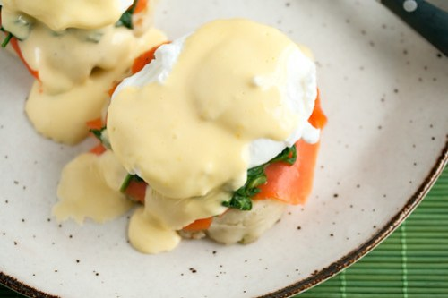... ': Eggs St Patrick (aka Irish Eggs Benedict) | Crumb: A Food Blog