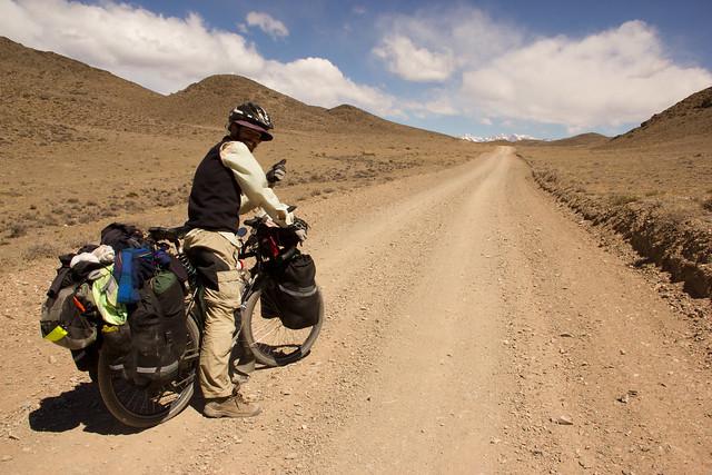 Somewhere on the way to Uspallata, Mendoza, Argentina.
