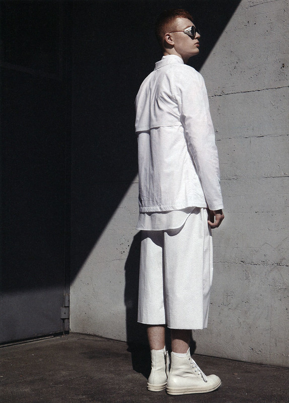 TUUKKA13 - INSPIRATION MOOD BOARD: ALL WHITE EVERYTHING - Rick Owens