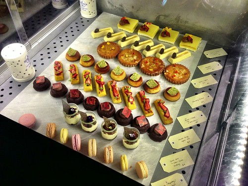 Gordon St Garage dessert