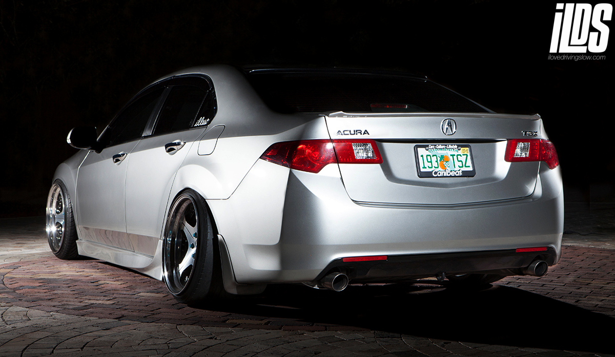 G's 2010 Acura TSX – I Love Driving Slow