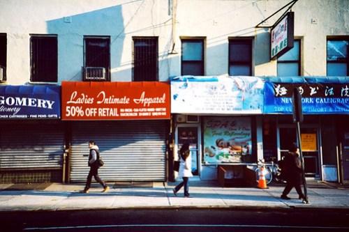Grand Street Stores (Lomo)