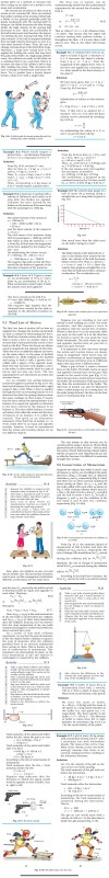 NCERT Class IX Science Chapter 9 Force and Laws of Motion