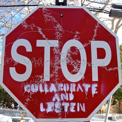 stop • collaborate.and.listen