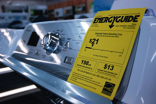 green living energy guide appliance