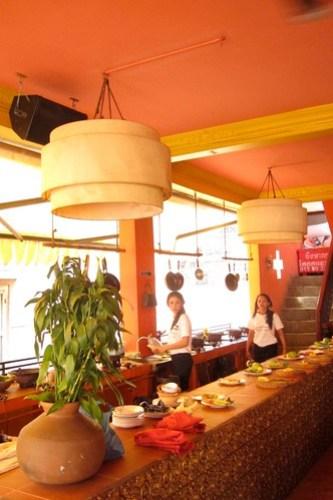 Siem Reap cooking school