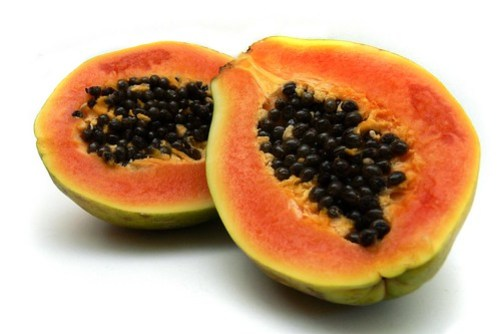 Papaya: Popular Fruta Tropical