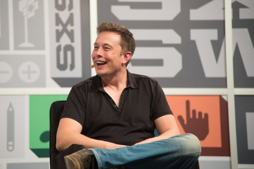 Founder of SpaceX Elon Musk