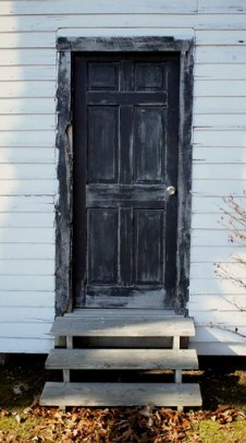 Schoolhouse Door