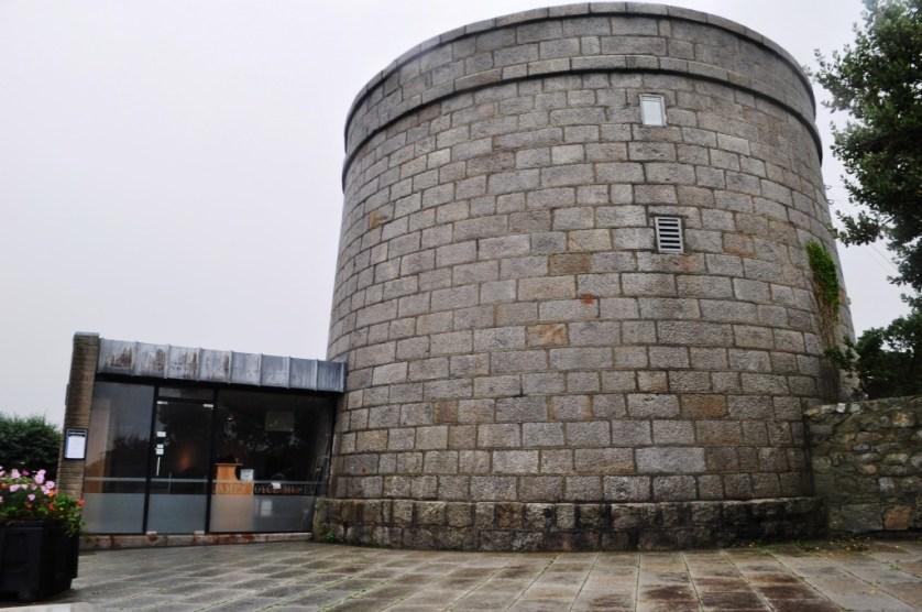 Travel to Ireland: Wild Wicklow Tour, James Joyce Museum in Sandycove