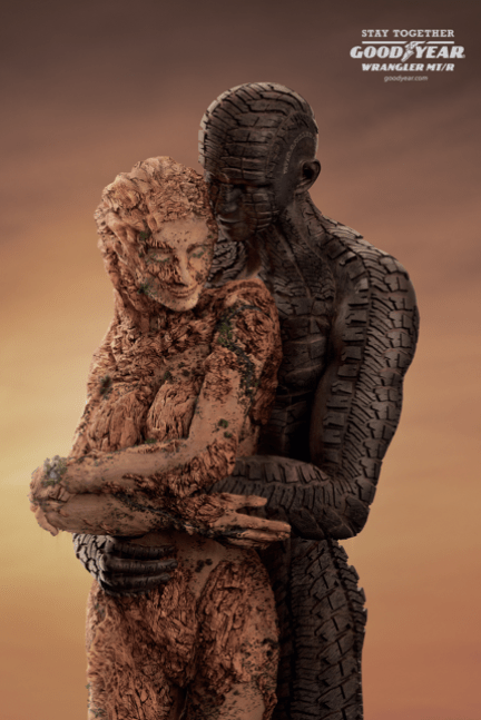 Goodyear - Hug Desert Terrain
