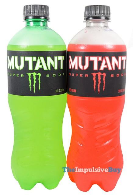 Monster Mutant Super Sodas