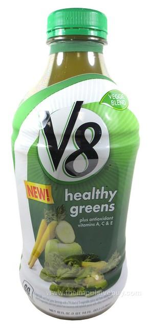 V8 Veggie Blend Healthy Greens