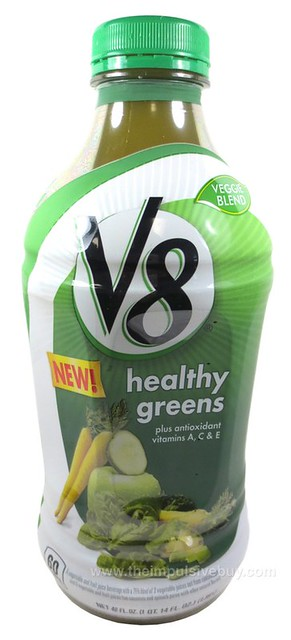 V8 Veggie Blend Healthy Greens