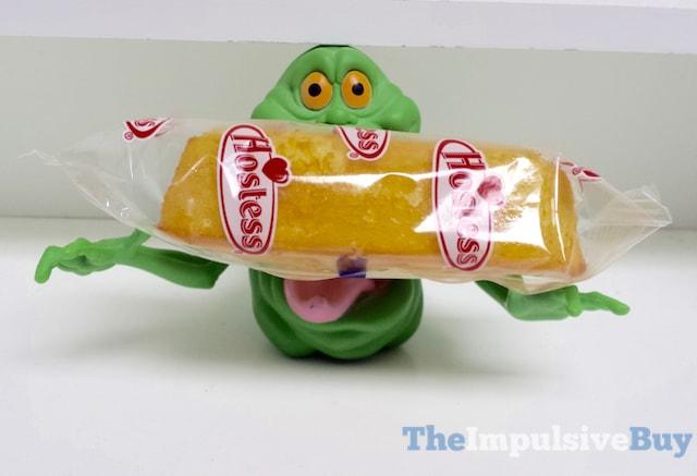 Hostess Limited Edition Key Lime Slime Twinkies 2