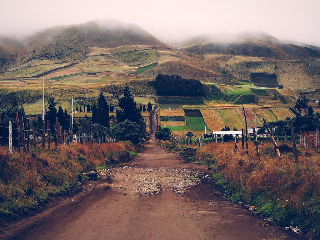 Climb to Chimborazo
