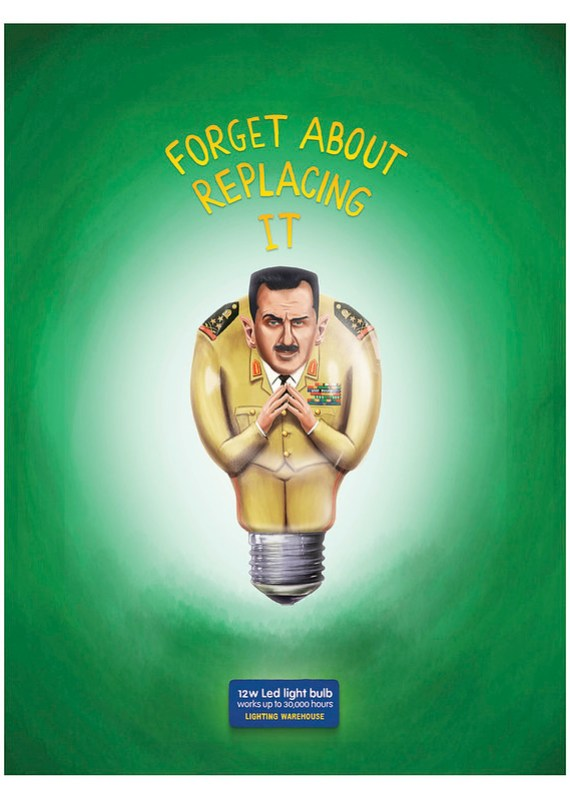 Lighting Warehouse Led Light Bulb - Bashar Al Assad