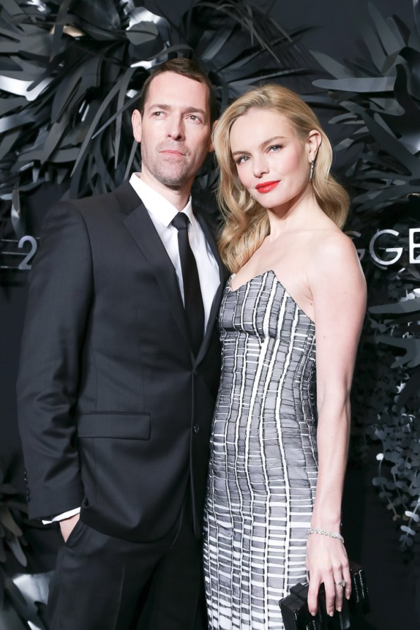 Kate Bosworth at the Hugo Boss Prize 2014 Event at the Guggenheim Museum New York