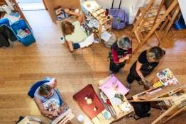 WAC-Whistler Art Workshops on the Lake