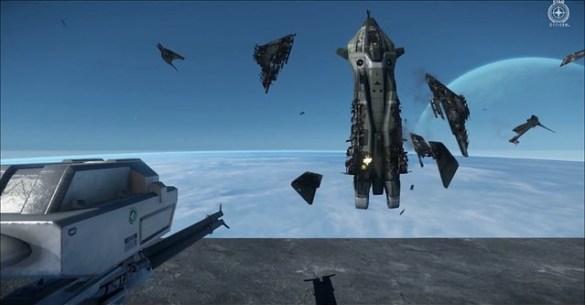 Star Citizen - Damage System