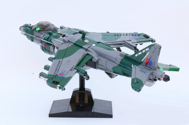 GR9 Harrier ii