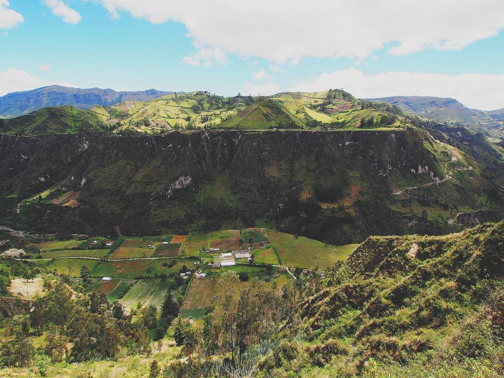 Toachi Gorge