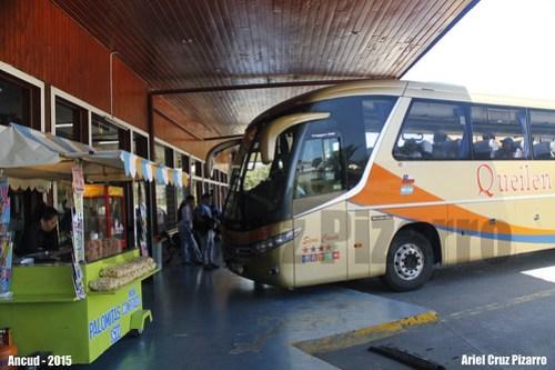 Queilen Bus - Ancud (Chile) - Marcopolo Viaggio 1050 G7 / Mercedes Benz (DLRB98)