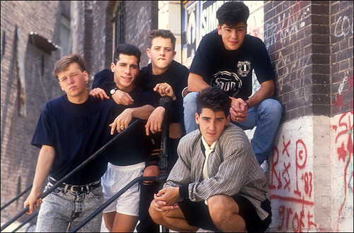 Biografía y Discografía de New Kids on the Block