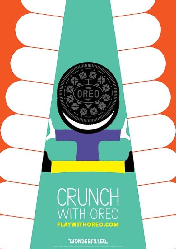 Oreo - Wonderfilled Crunch