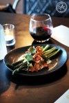 Green Asparagus, Labne, Jerusalem Artichoke, Smoked Salt and Oregano