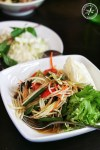 Som Tum Pu Papaya Salad from Do Dee Paidang in Haymarket