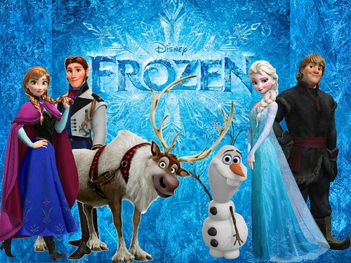 Wallpapers de Frozen