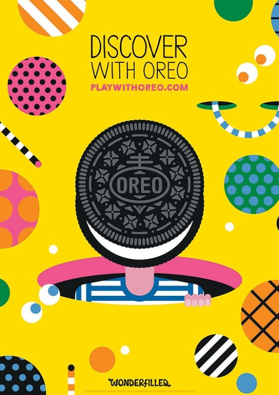 Oreo - Wonderfilled Discover 1