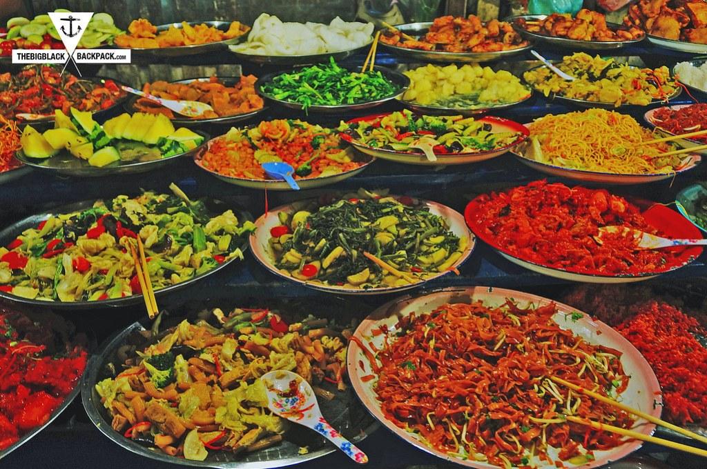 Buffet Luang Prabang