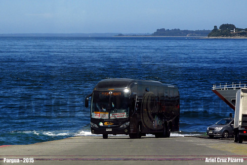 Queilen Bus - Pargua (Chile) - Mascarello Roma 370 / Mercedes Benz (DWXX57)