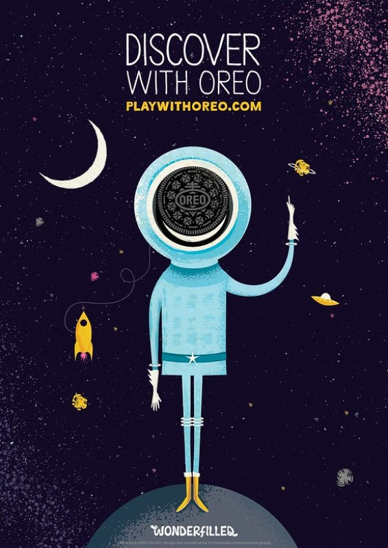 Oreo - Wonderfilled Discover
