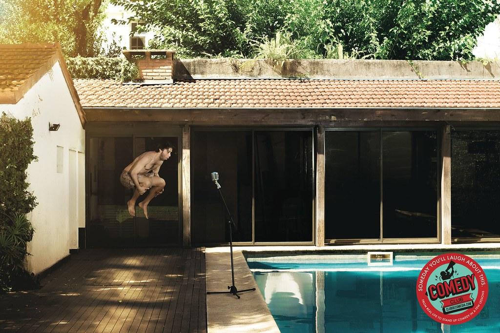 Comedy Club - Pool
