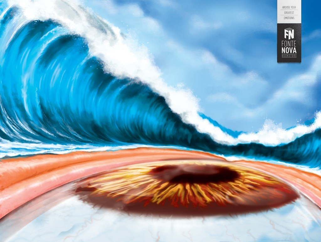 Fonte Nova Bookstore - Tsunami 2