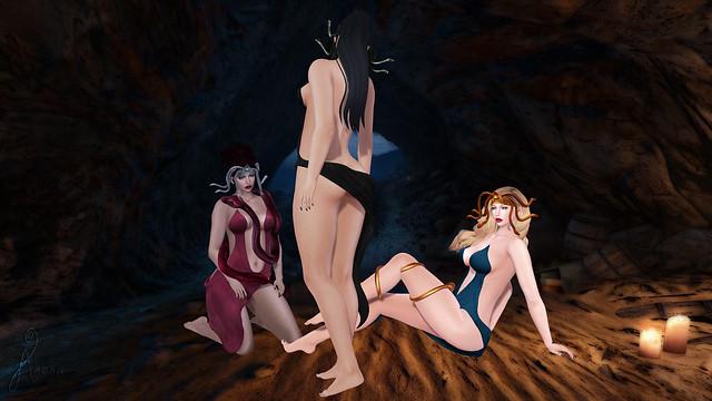 Medusa's Sirens 2