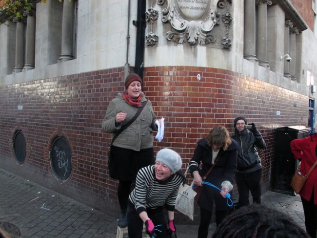 End East Radical History Walk (Feminist Fightback)