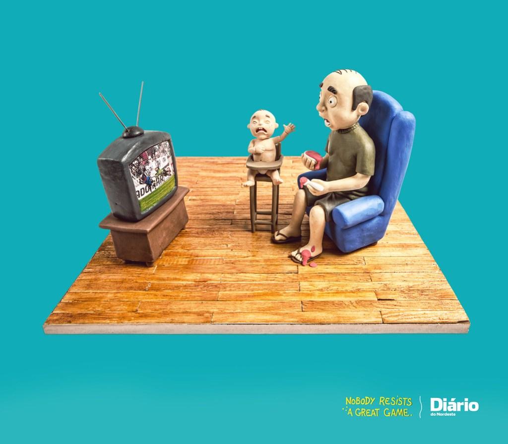 Diário do Nordeste Newspaper & TV - Nobody resists a great game 1