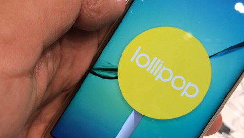 Samsung Galaxy S6 Android Lollipop