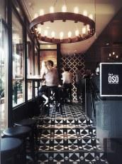 Bar Oso, Whistler