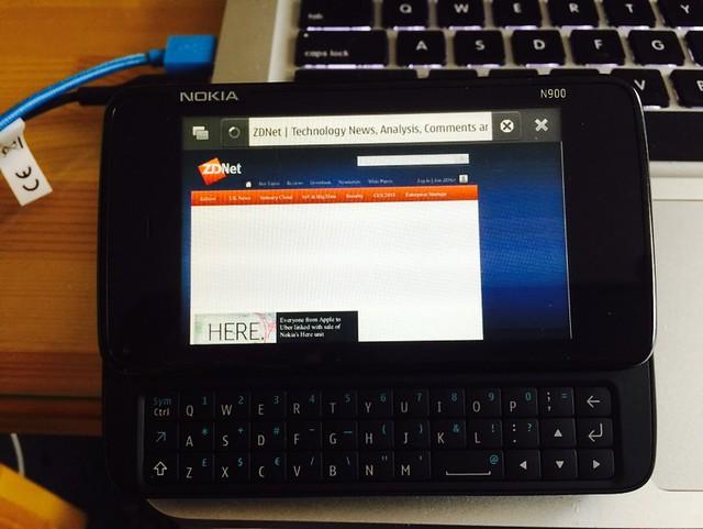 Nokia N900