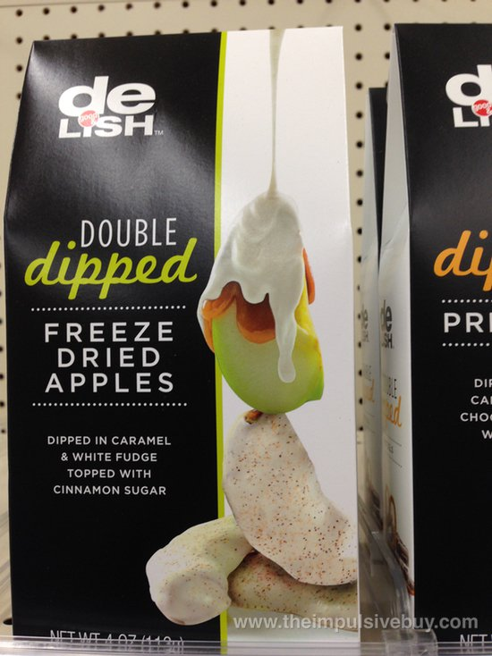 Good & Delish Double Dipped Freeze Dried Apples