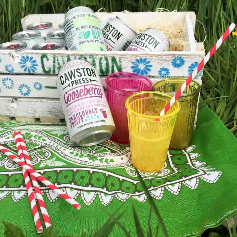 Cawston Press Sparkling Fruit Drink