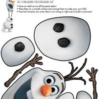 5 Free Frozen Movie Printables ~ Frozen Premieres November 27, 2013